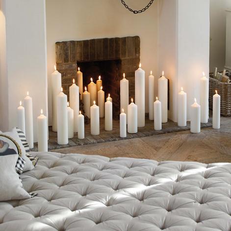 getauchte engels kerzen. Black Bedroom Furniture Sets. Home Design Ideas