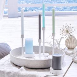 fondo stabkerzenhalter engels kerzen. Black Bedroom Furniture Sets. Home Design Ideas