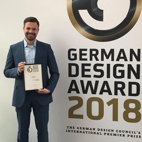 german design award 2018 engels kerzen. Black Bedroom Furniture Sets. Home Design Ideas